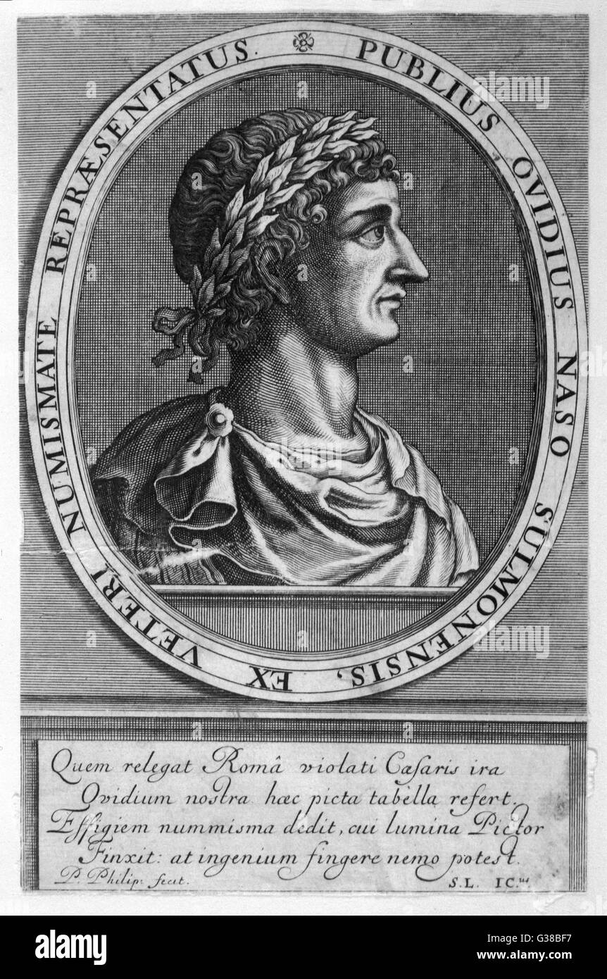 Römischer Dichter