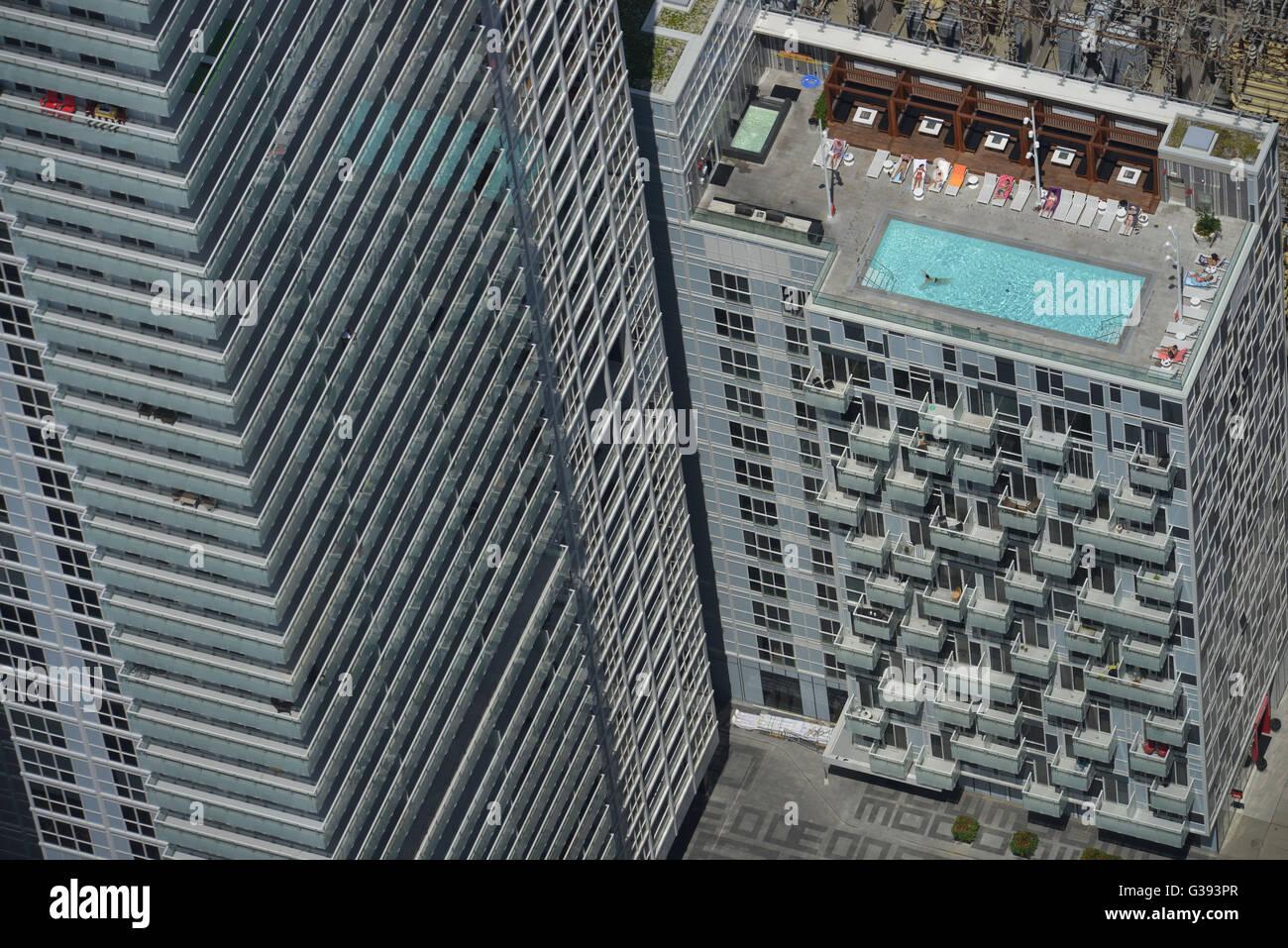 Toronto, Ontario, Kanada Stockfoto