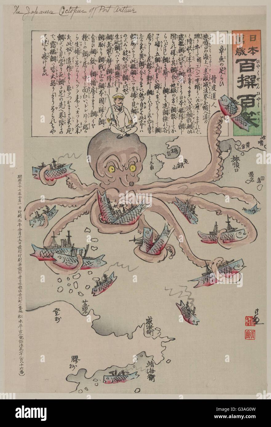 Datiert den japanischen Tintenfisch