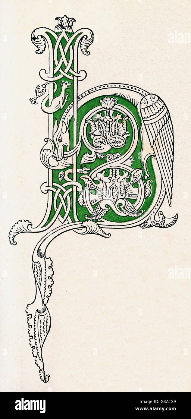 medieval alphabet stockfotos medieval alphabet bilder alamy. Black Bedroom Furniture Sets. Home Design Ideas