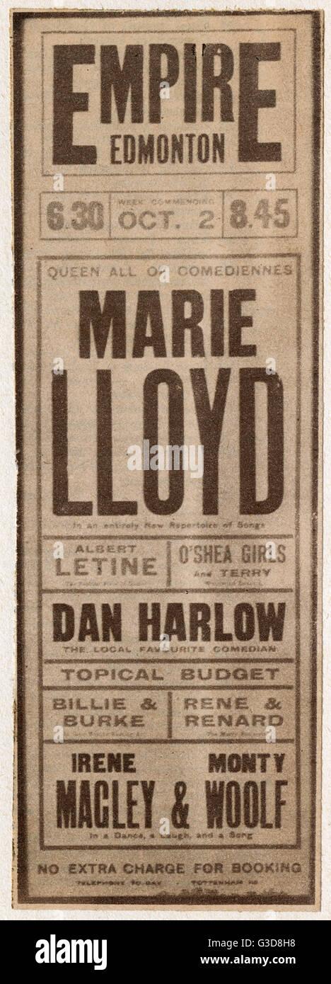 Harlow-Datierung