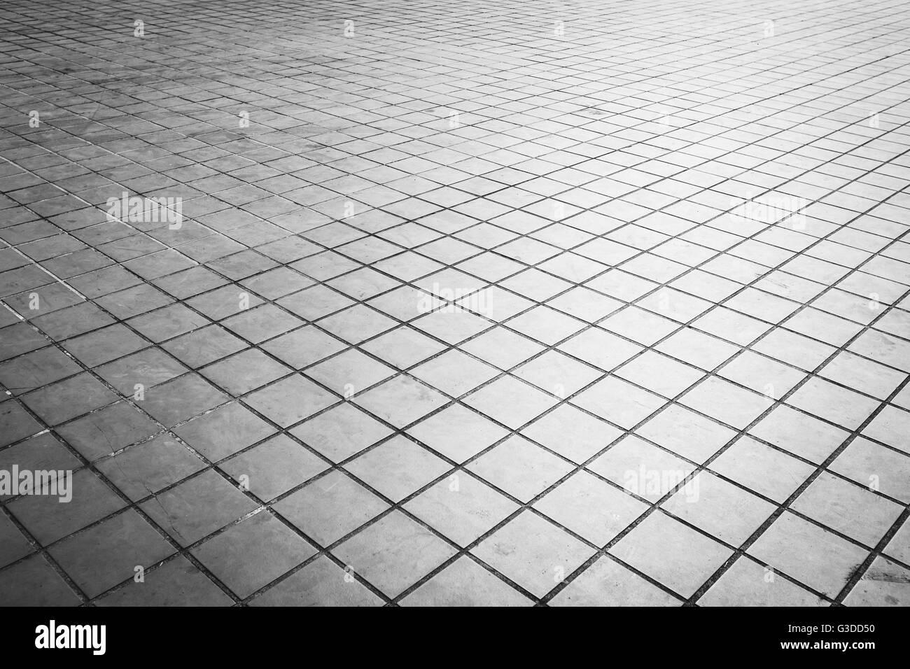 grunge-fußboden-fliesen und quadratische form textur und hintergrund