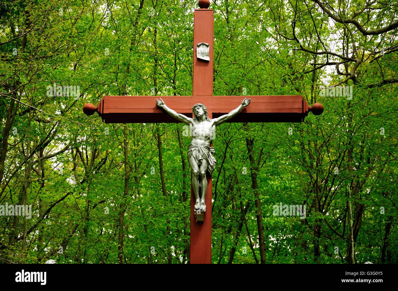 Crucification Stockfotos & Crucification Bilder - Alamy