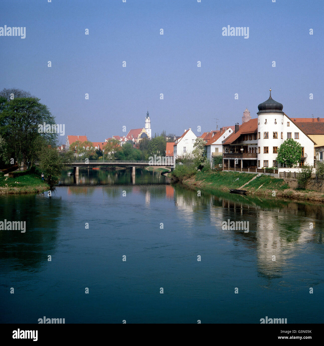 donauworth germany stockfotos donauworth germany bilder seite 2 alamy. Black Bedroom Furniture Sets. Home Design Ideas