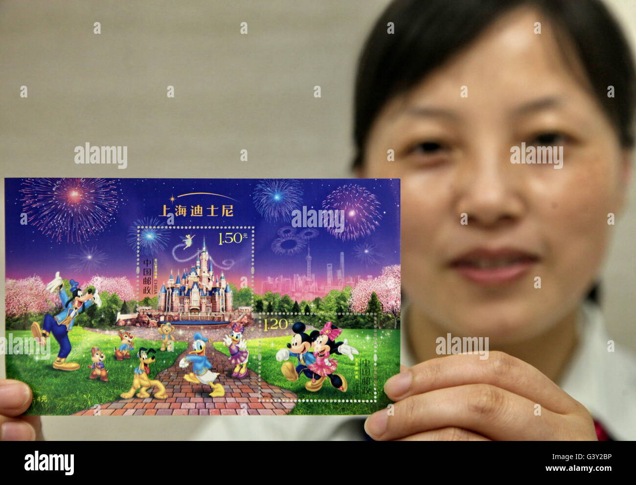 Disney Stamp Stockfotos & Disney Stamp Bilder - Alamy