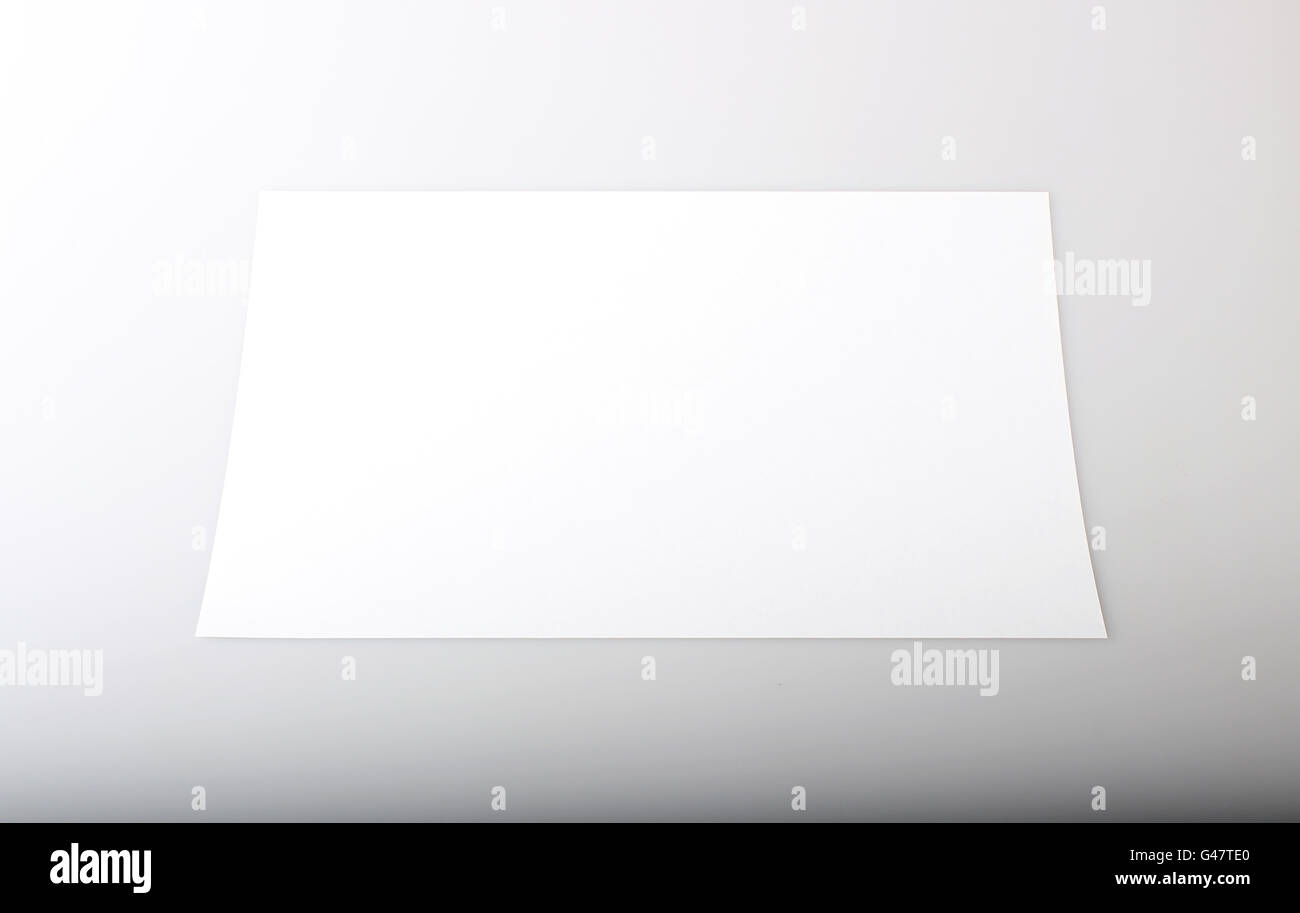 White Horizontal Torn Note Notebook Stockfotos & White Horizontal ...