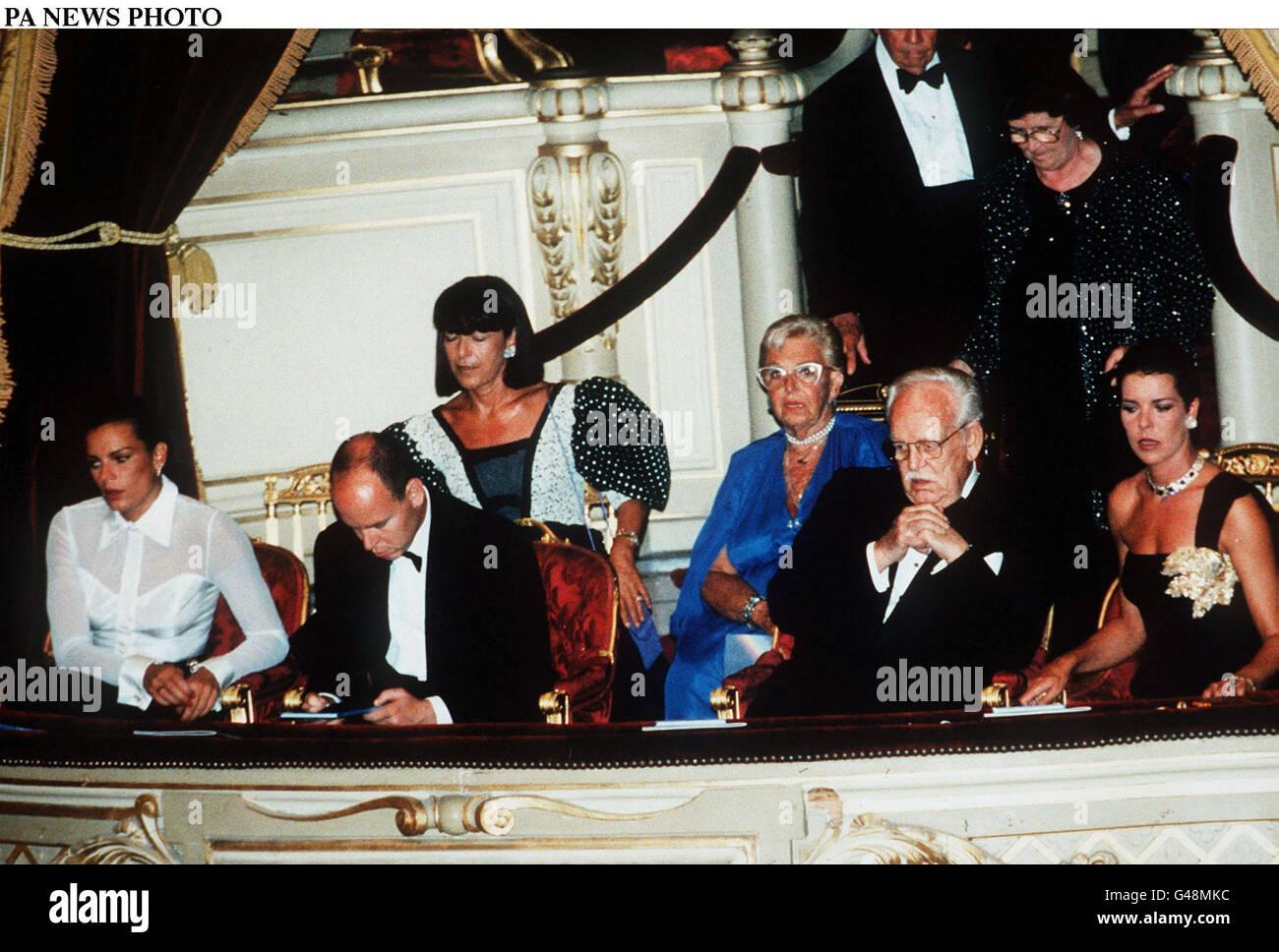 Princess Stephanie L Stockfotos & Princess Stephanie L Bilder - Alamy