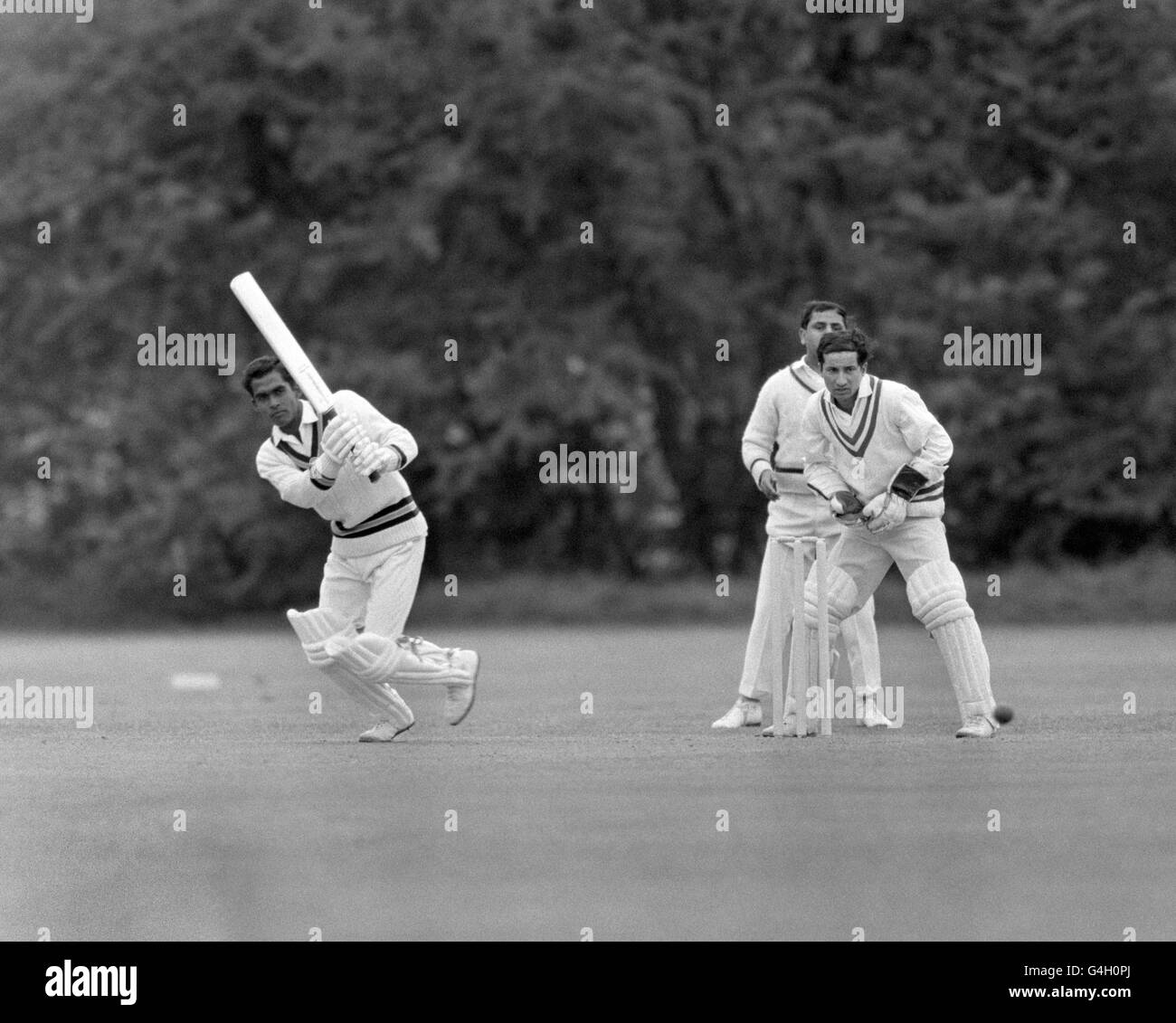 Cricket   Indien Tour Von England 1967   Indischen Gymkhana V Indien    Indische Gymkhana