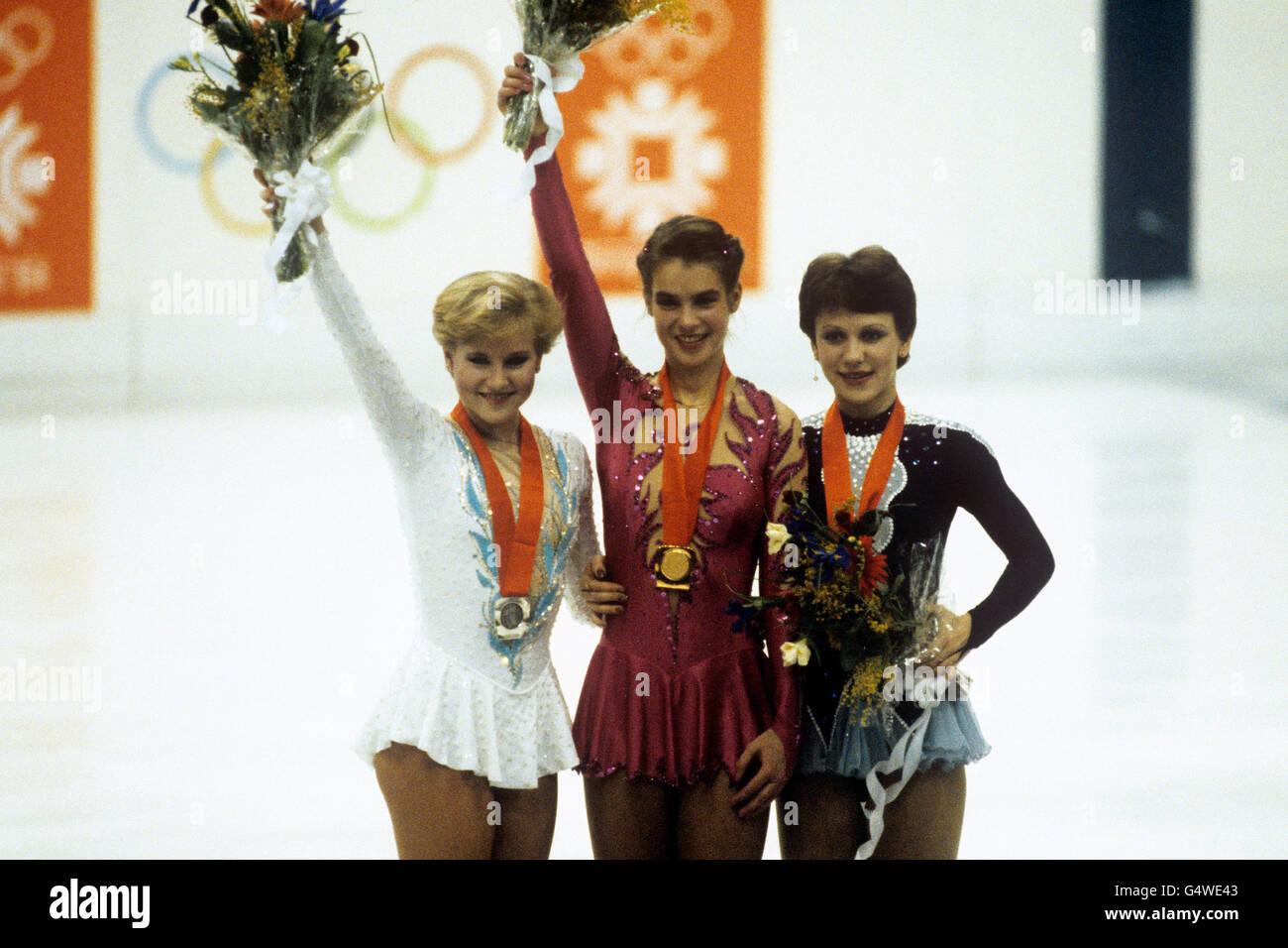 Olympiade Eiskunstlauf