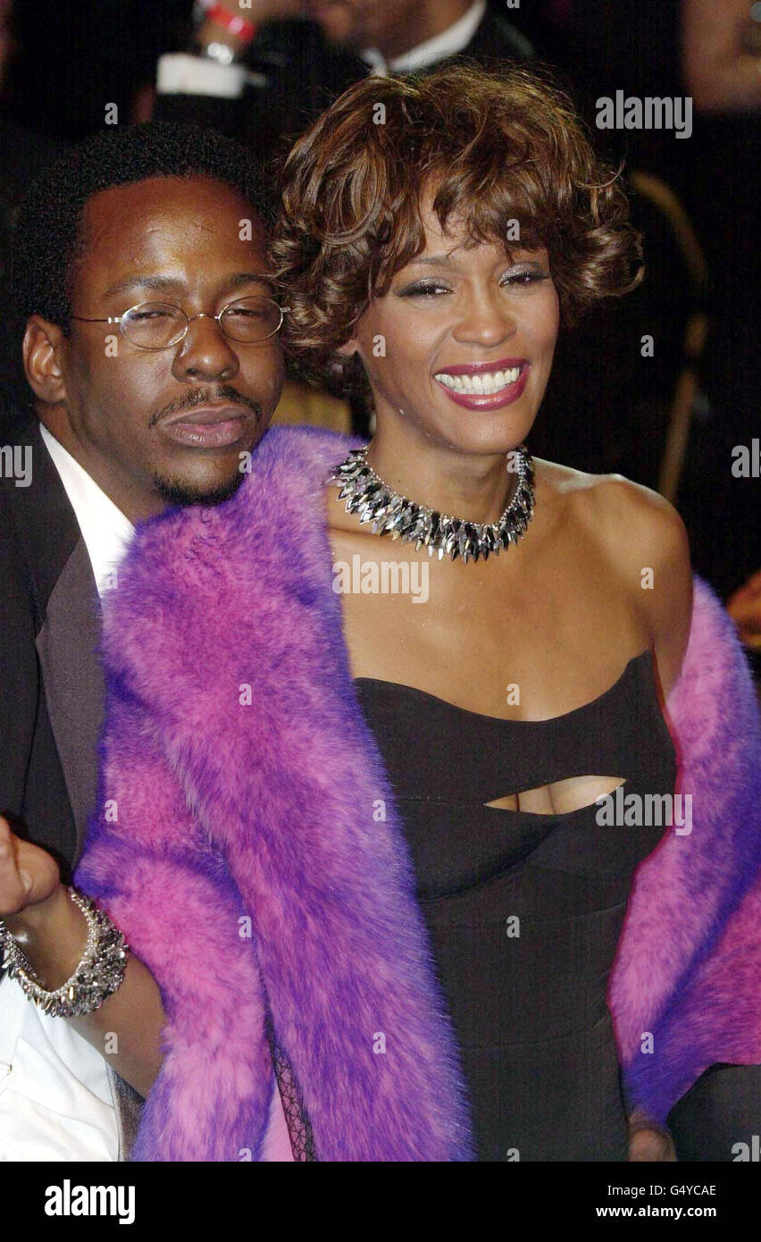 Tod Whitney Houston