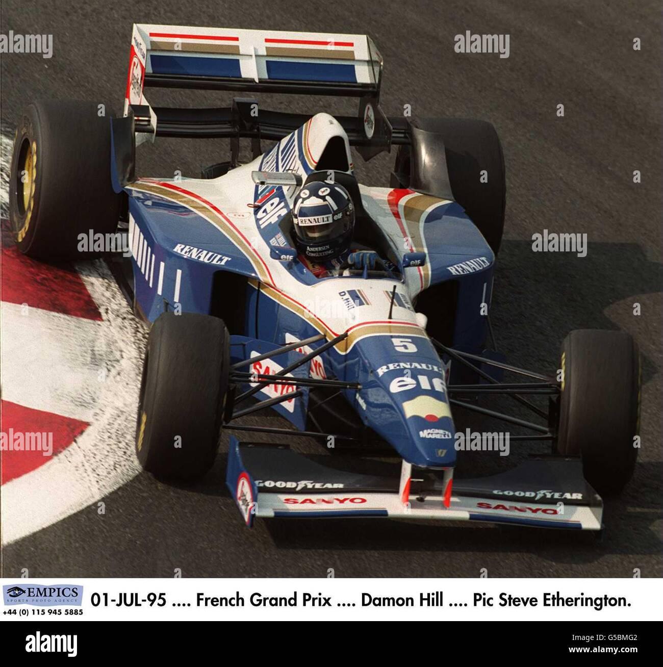 Großer Preis Von Frankreich Stockfoto Bild 106593090 Alamy