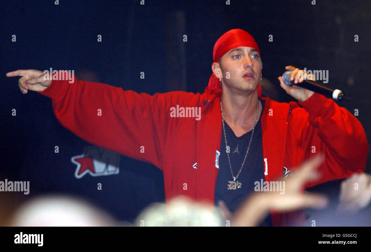 Konzert Eminem