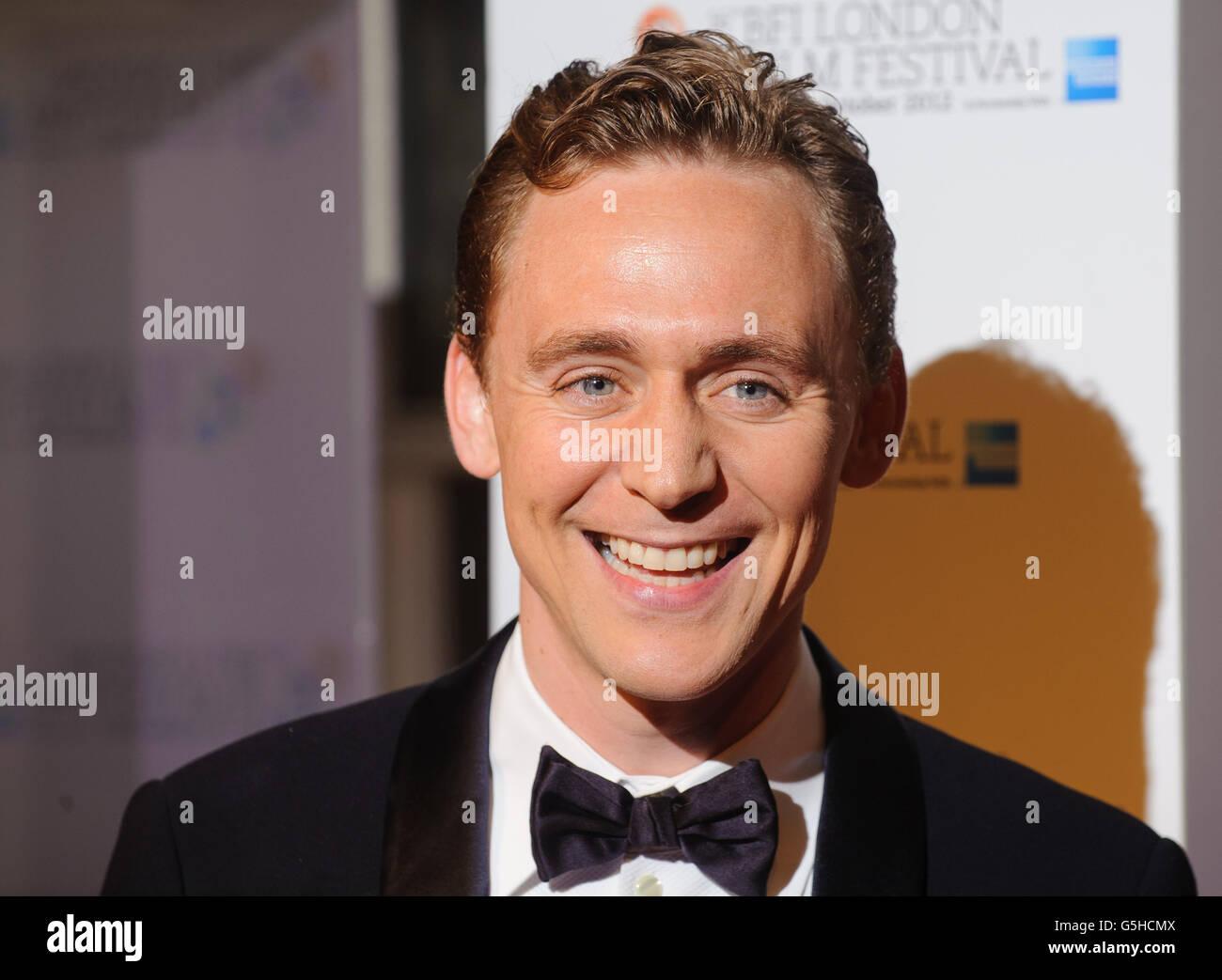 BFI London Filmfestival - Awards Stockbild
