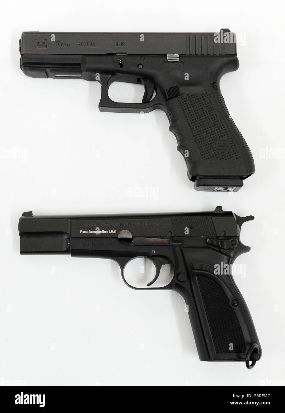 Glock 17 Stockfotos Glock 17 Bilder Alamy