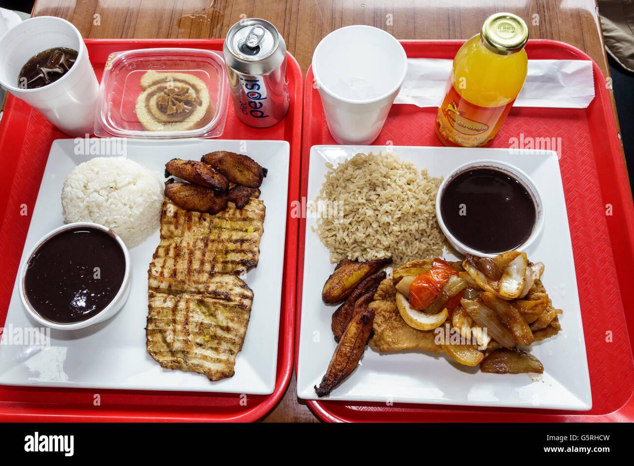 Florida Miami La Granja Downtown Restaurant peruanisch-Stil essen ...
