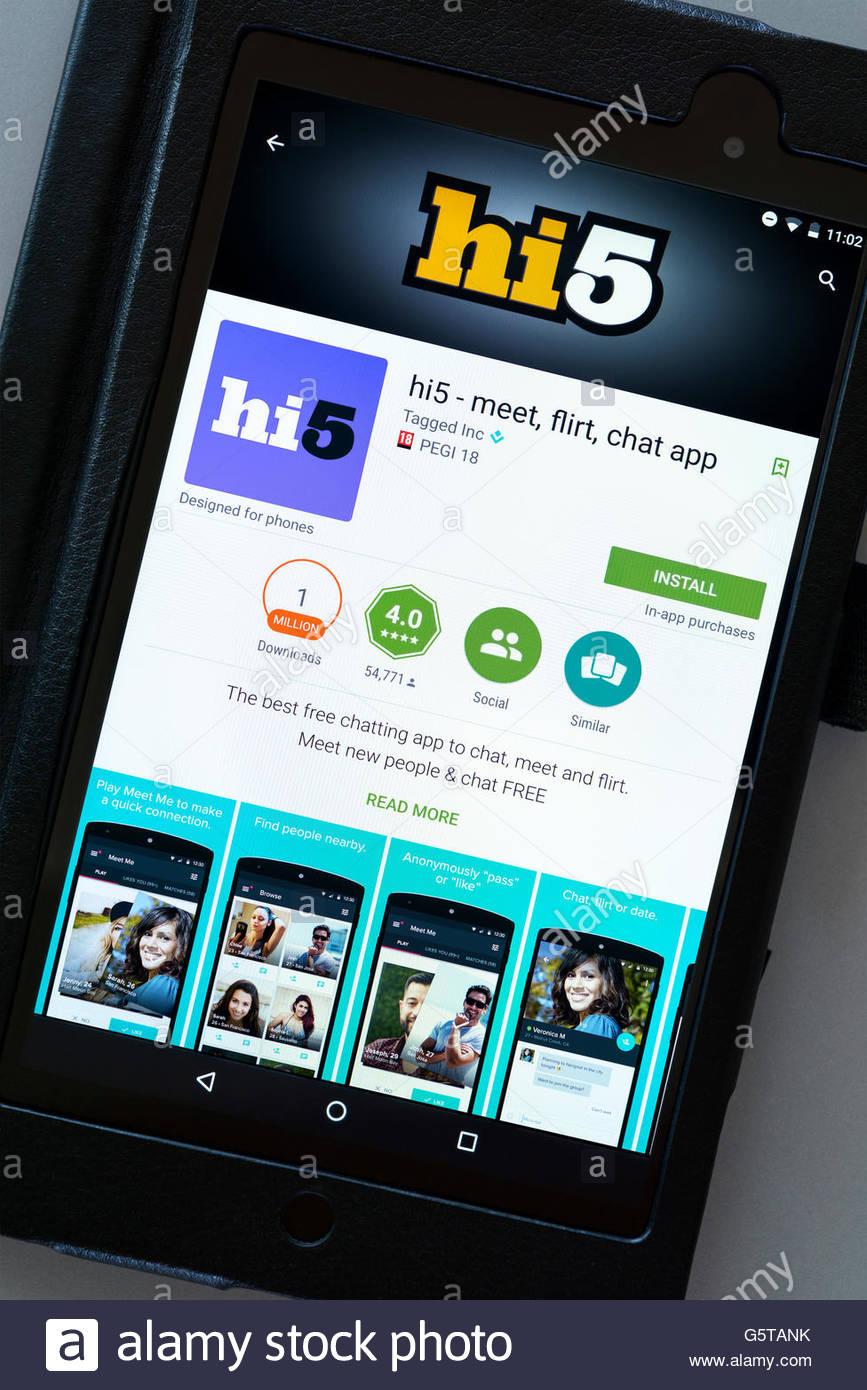 Hallo oder bye Dating-App