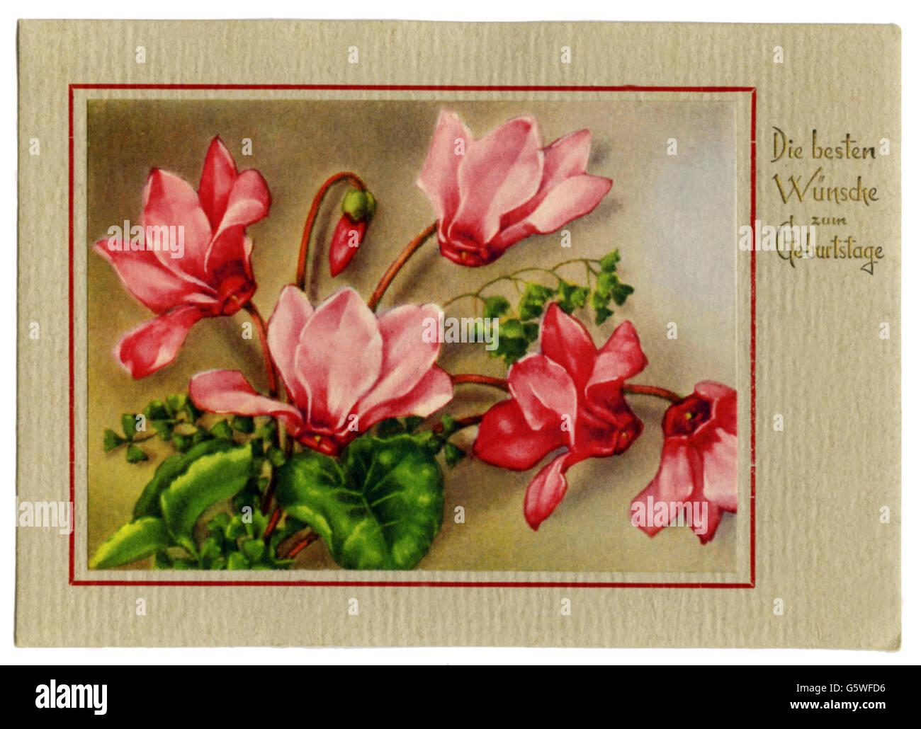 Festlichkeiten Grußkarte Geburtstag Die Beispiele Wünsche