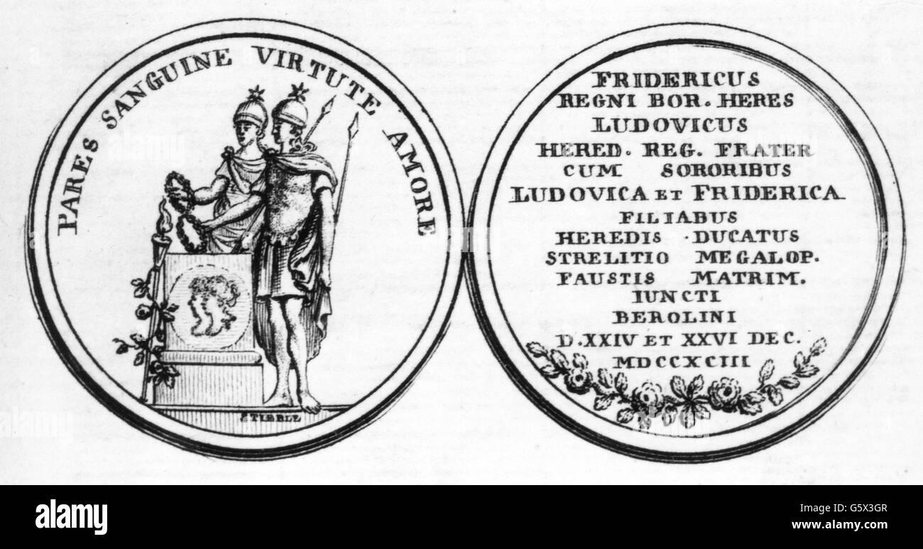Friedrich Wilhelm Iii 38 1770 761840 König Von Preußen 1611
