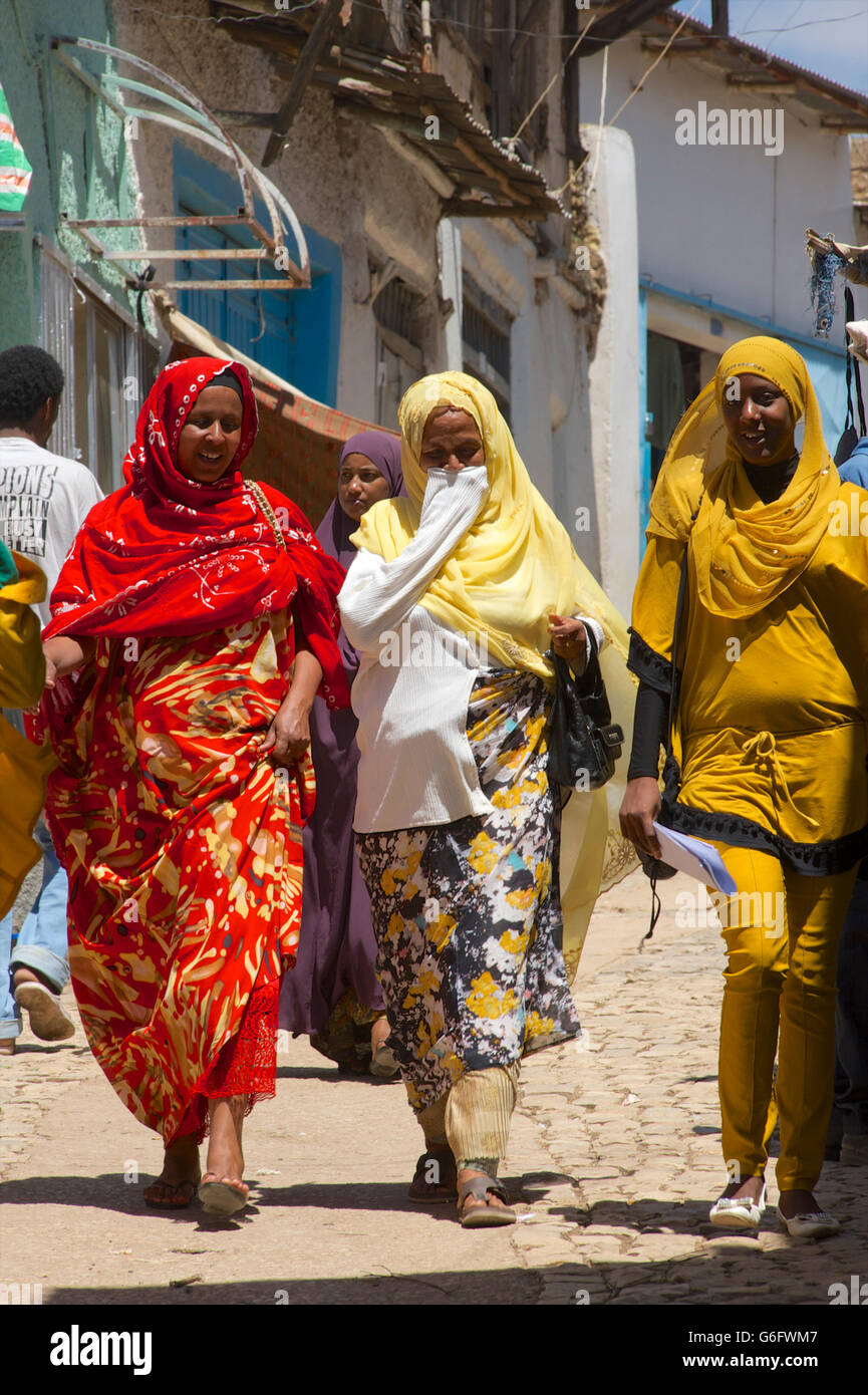 Harari Frauen