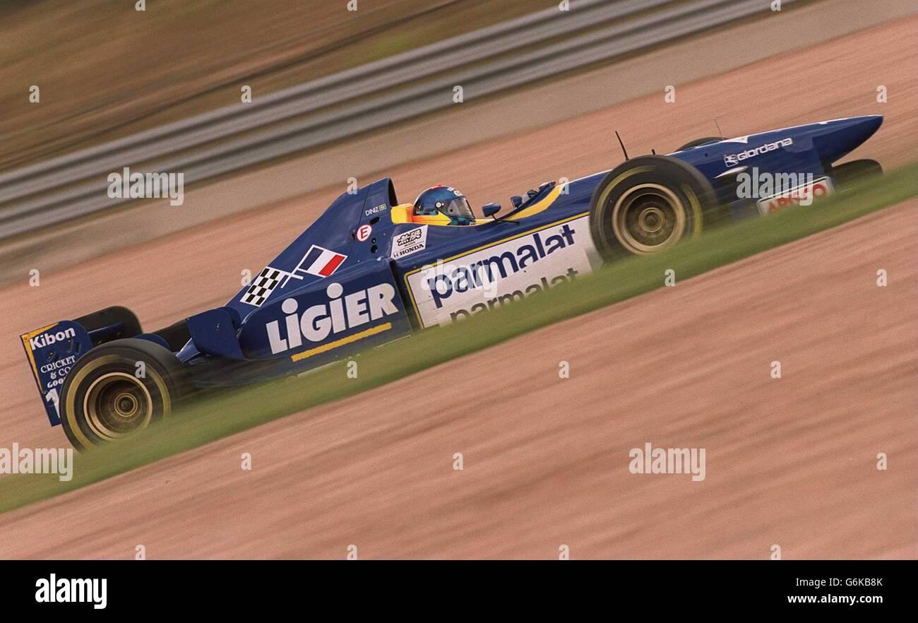 Motorsport Großer Preis Von Frankreich Stockfoto Bild 107376099