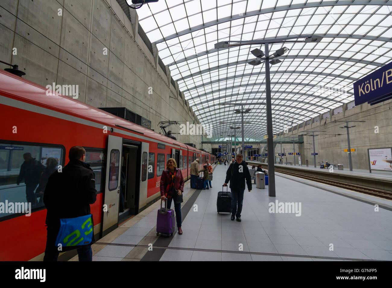 Bahn Köln Flughafen