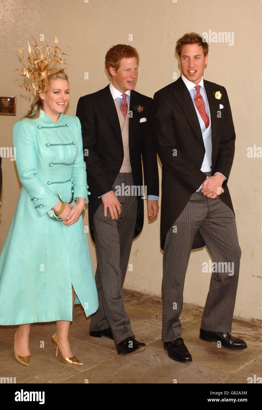 Hochzeit Charles Camilla