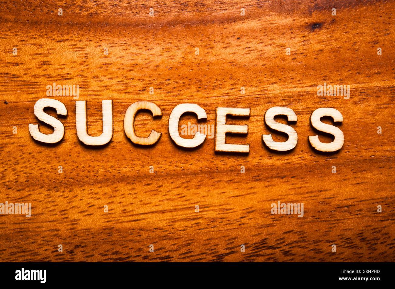 Erfolg Konzept Stockbild