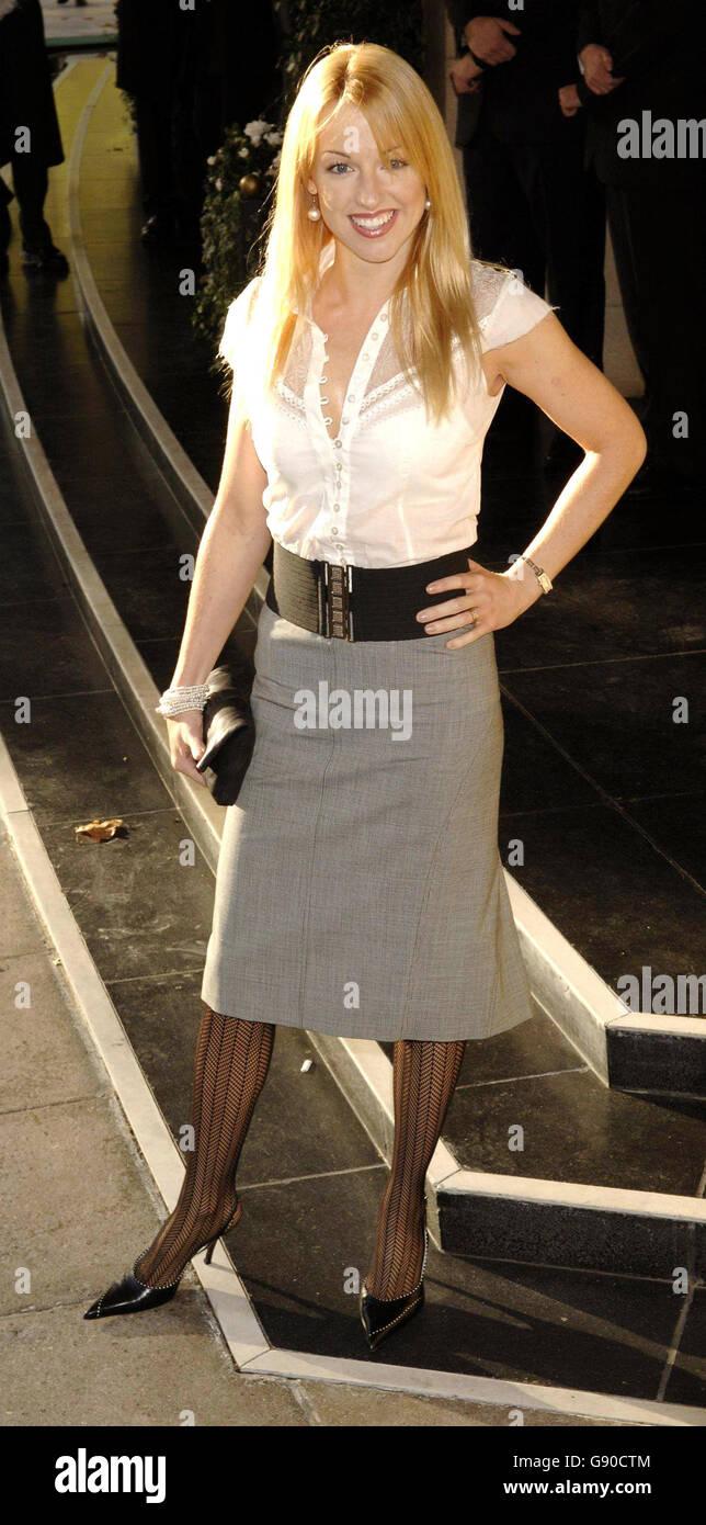 "Sarah Manners kommt zur Preisverleihung des Closer Magazine ""Young ..."