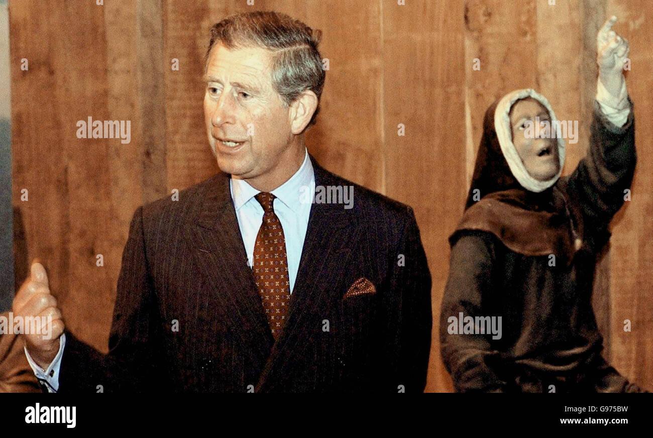 2004 During His Visit Stockfotos & 2004 During His Visit Bilder - Alamy