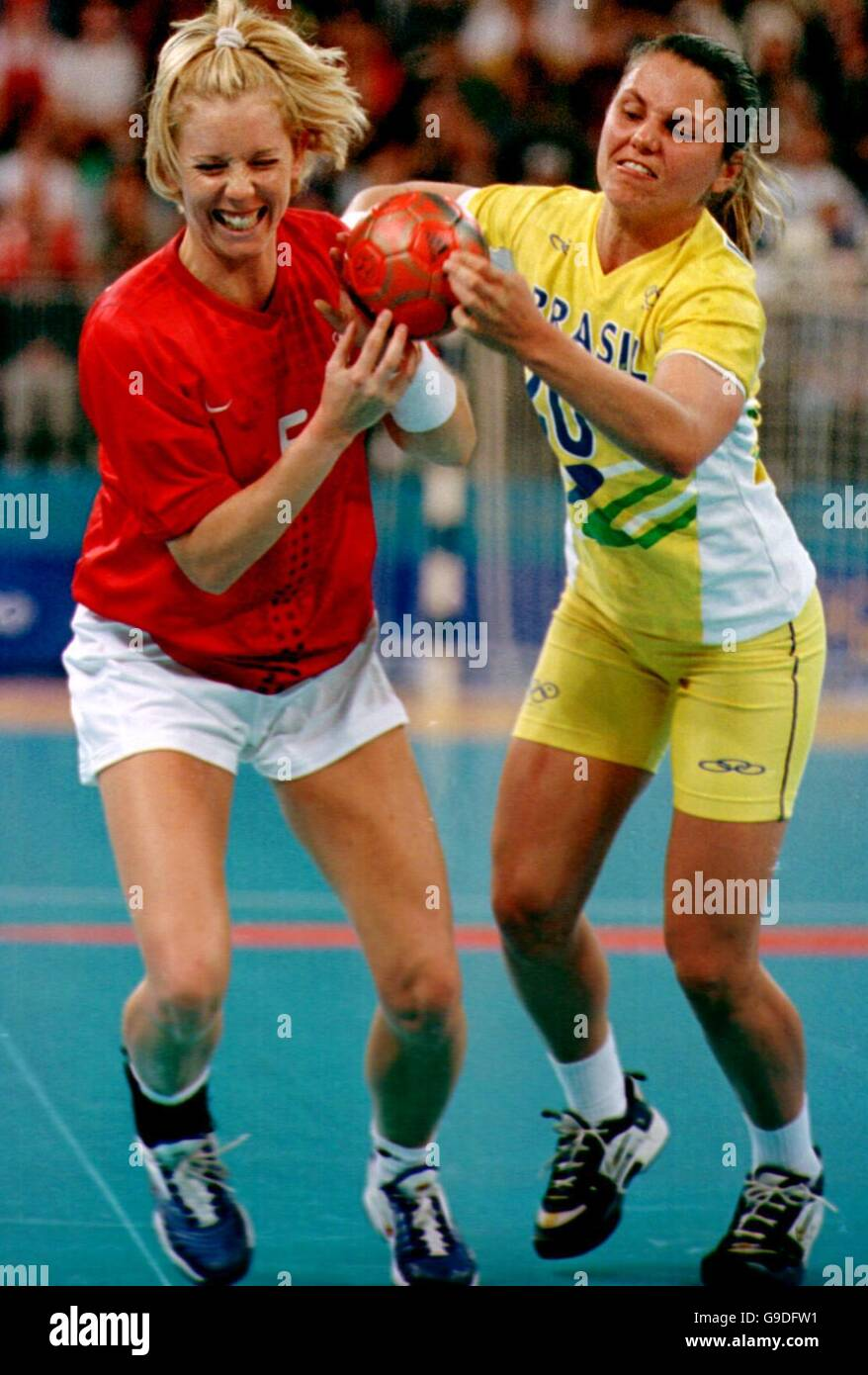 handball dänemark frauen