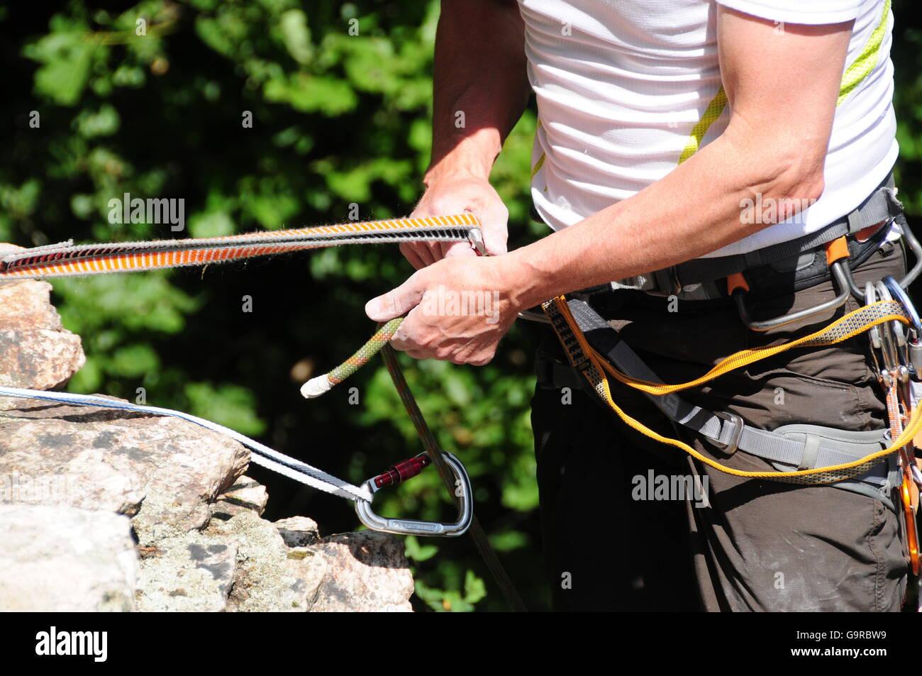 Kletterausrüstung In Der Nähe : Kletterausrüstung quickdraw expressschlingen klettern
