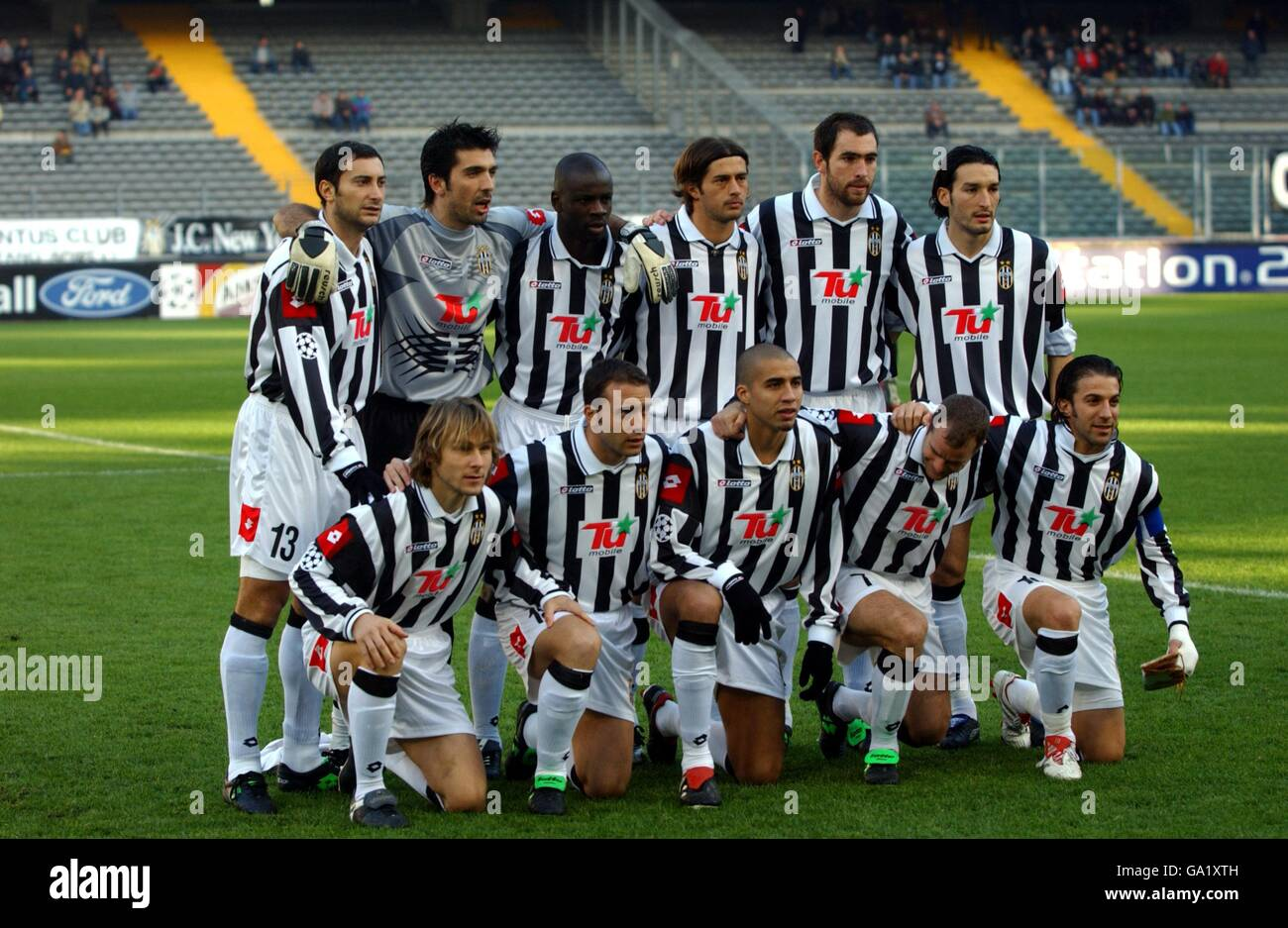 champions league gruppe d