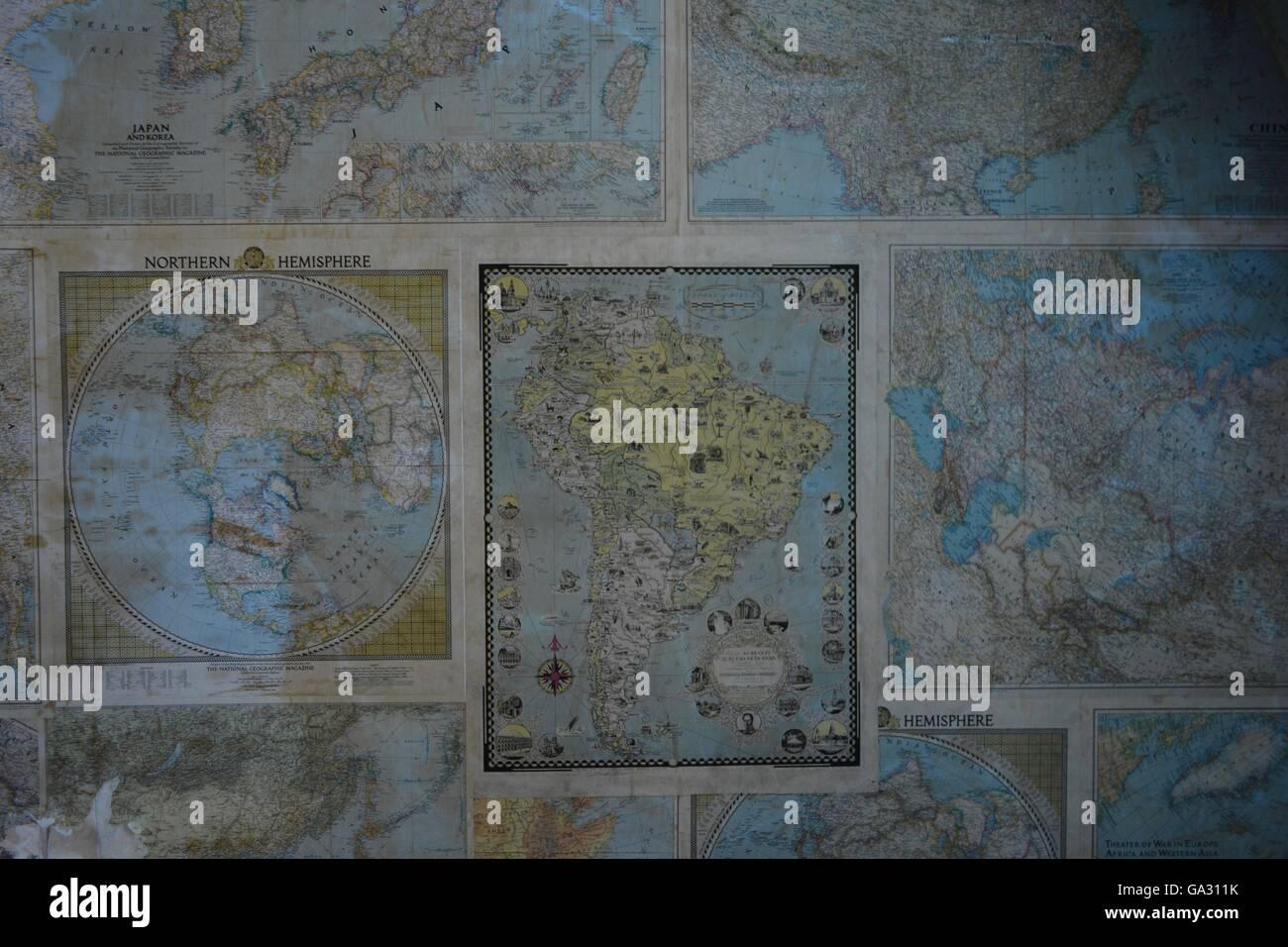 Maps Cartography Stockfotos & Maps Cartography Bilder - Seite 3 - Alamy