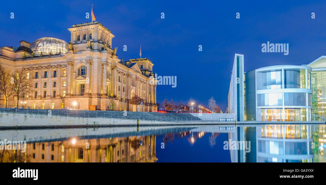 Berlin-Deutschland Stockbild
