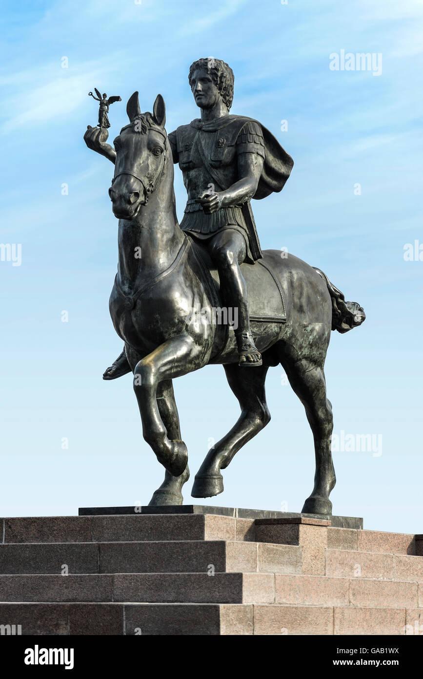 Pferd Alexander Des Großen