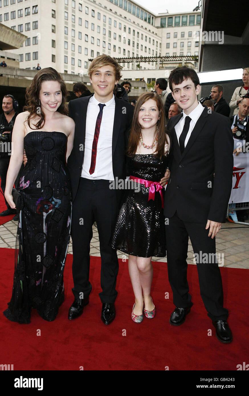 National Movie Awards 2008 London Stockfoto Bild 110112915 Alamy