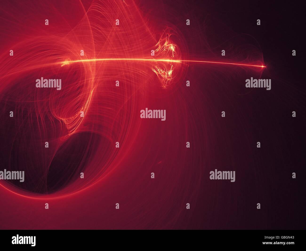 Feuer, Hintergrund, Kunst, Abstrakt, Flammen, Rot, Schwarz, Weiss, Zentrum, Digital, Malen, Zeichnen, Geschwungen, Stockbild