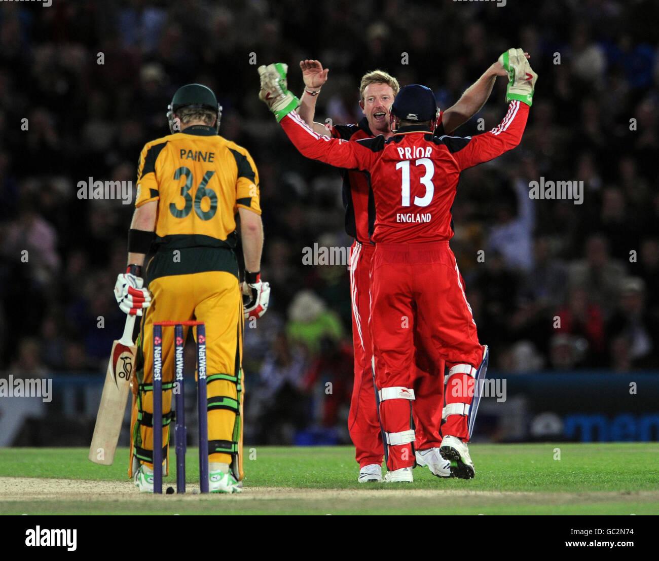 Cricket - Natwest Serie - dritte One Day International - England V Australien - The Rose Bowl Stockfoto