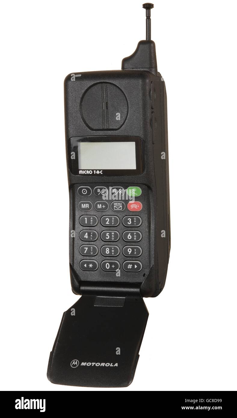 mobile phone 1990s stockfotos mobile phone 1990s bilder. Black Bedroom Furniture Sets. Home Design Ideas