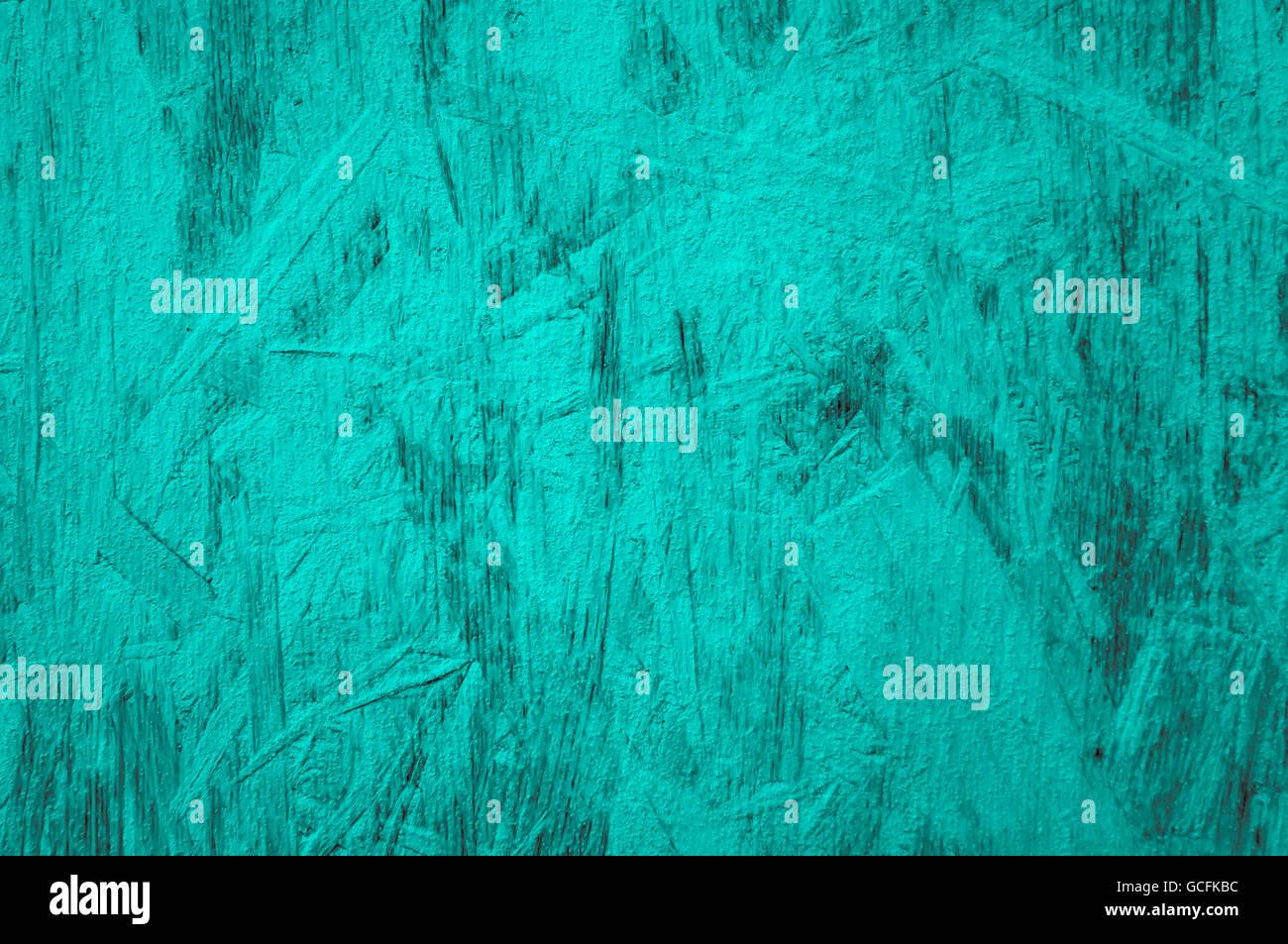 einfache Türkis grau Graustufen Wand Struktur Closeup Hintergrund oder Backdropwall Struktur Closeup Hintergrund Stockbild