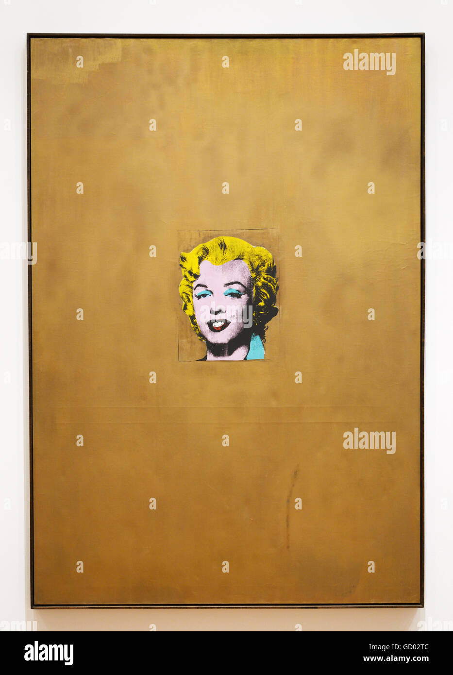 the new marilyn monroe stockfotos the new marilyn monroe. Black Bedroom Furniture Sets. Home Design Ideas