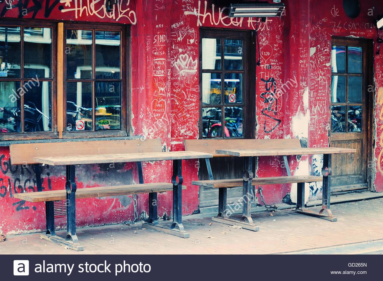 Wand in amsterdam holland stockfotos wand in amsterdam holland bilder alamy - Graffiti zimmerwand ...