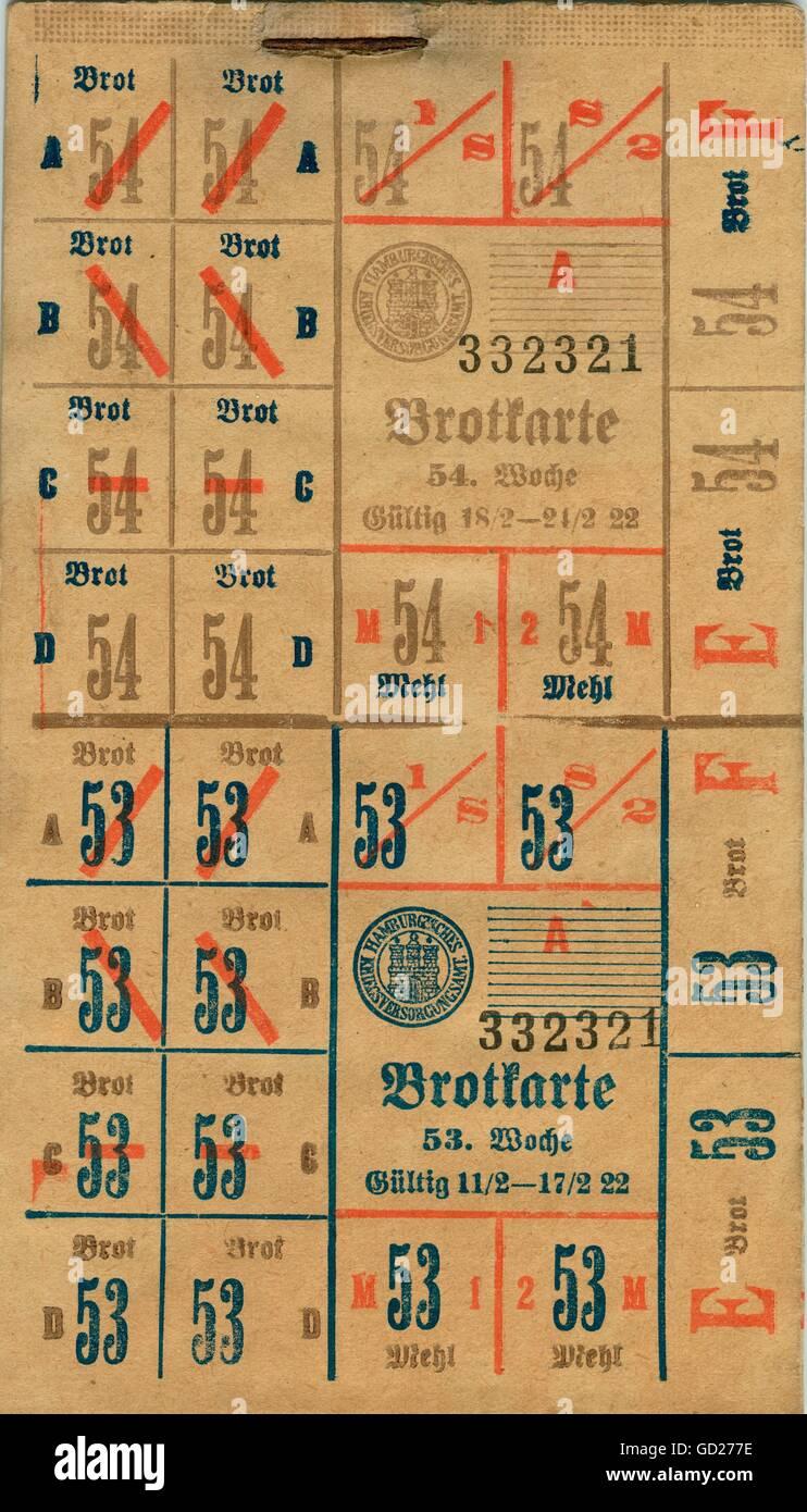 Weimarer republik karte