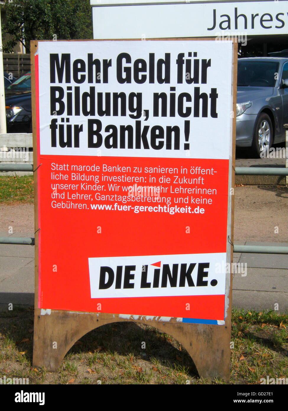parlamentswahlen deutschland