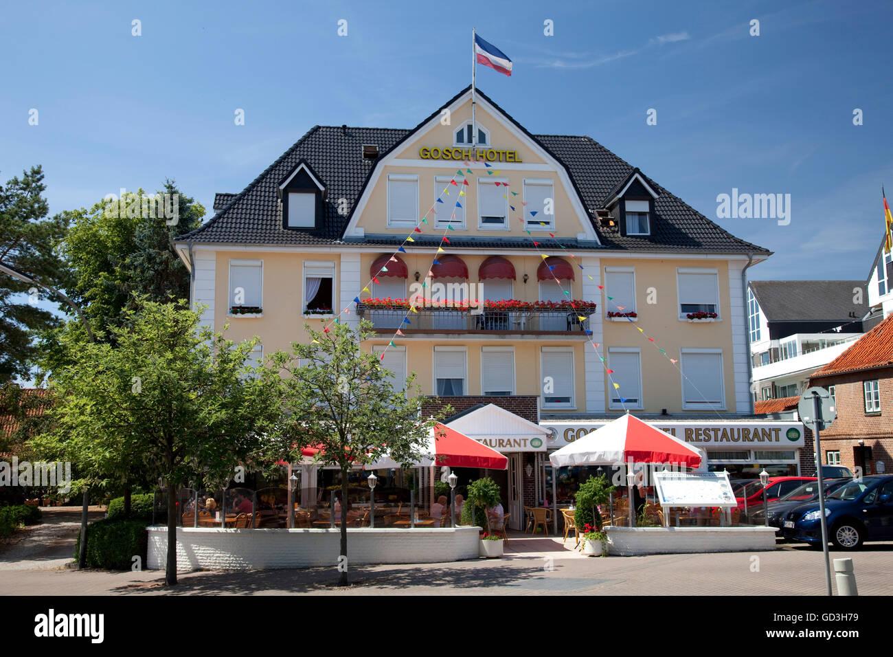 Gosch Hotel Ostsee Resort Stadt Ostseeheilbad Lubecker Bucht