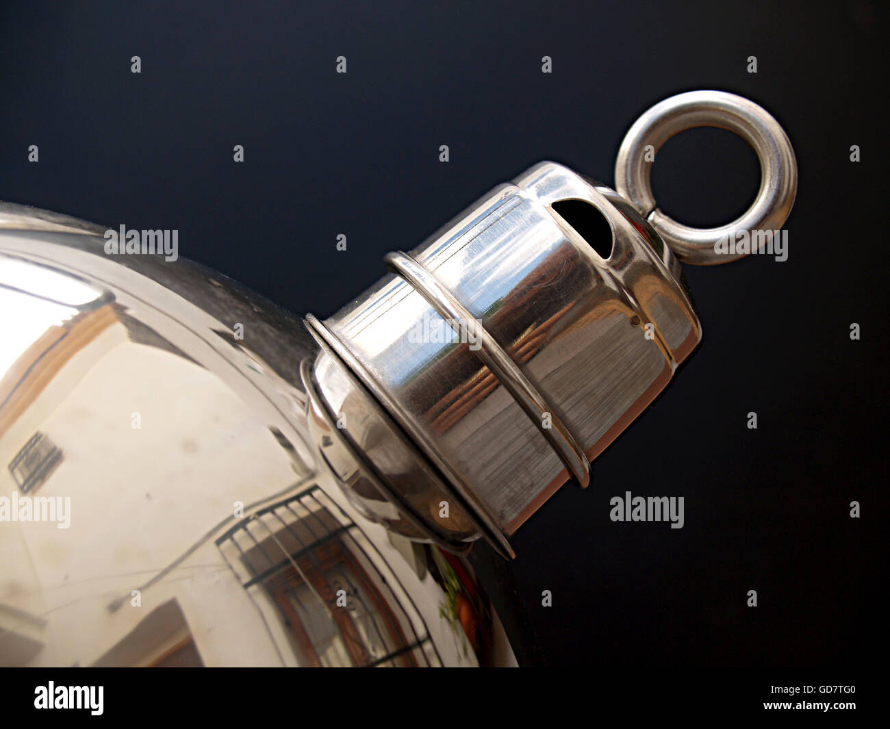 Stahl Kessel Pfeifen Stockfoto, Bild: 111425664 - Alamy