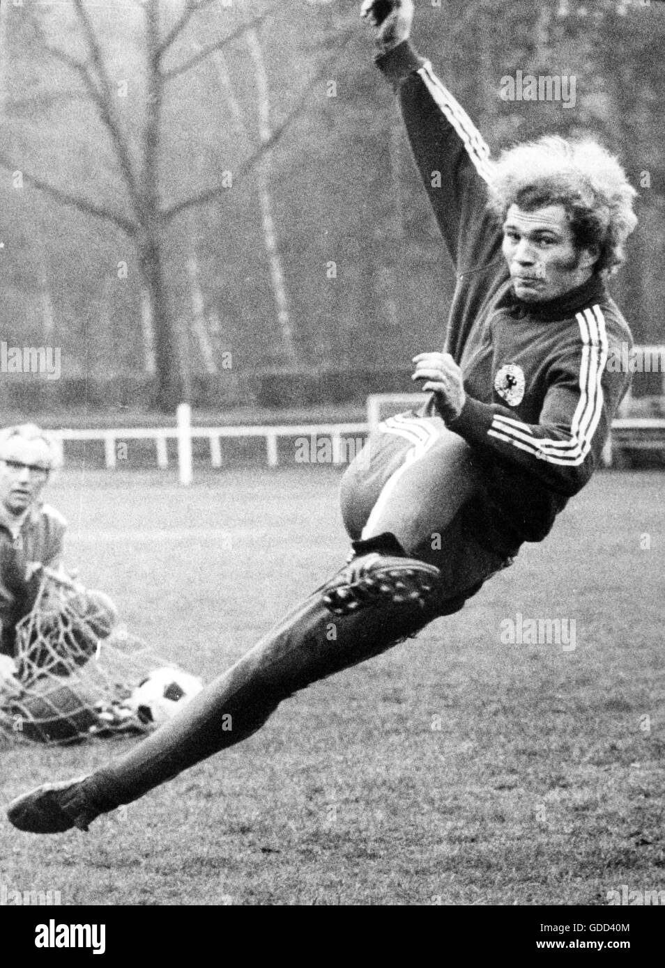 Hoeness Ulrich Uli 5 1 1952 Deutscher Sportler Fussball