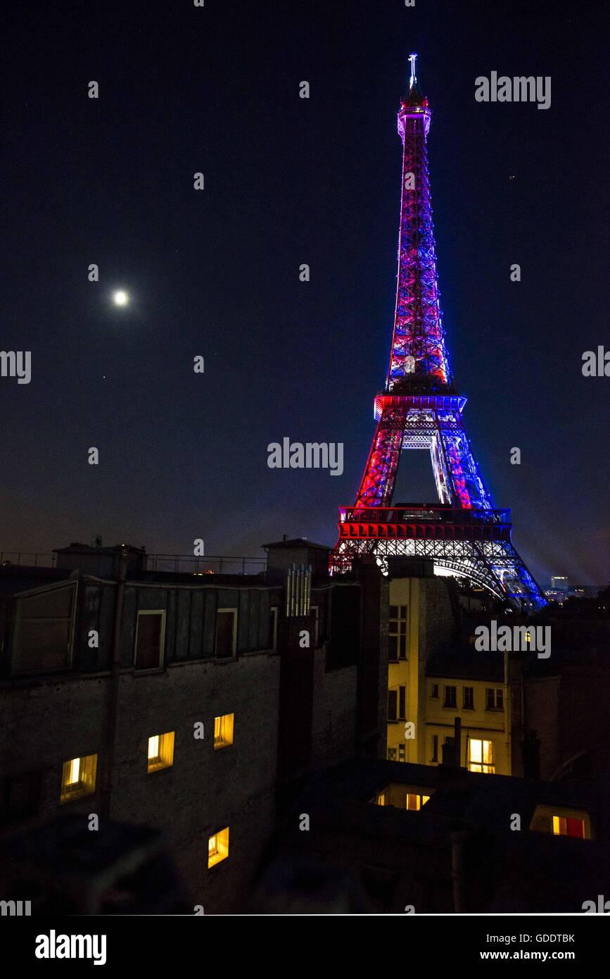 Tolle Beleuchtung Eiffelturm Bilder - Heimat Ideen ...
