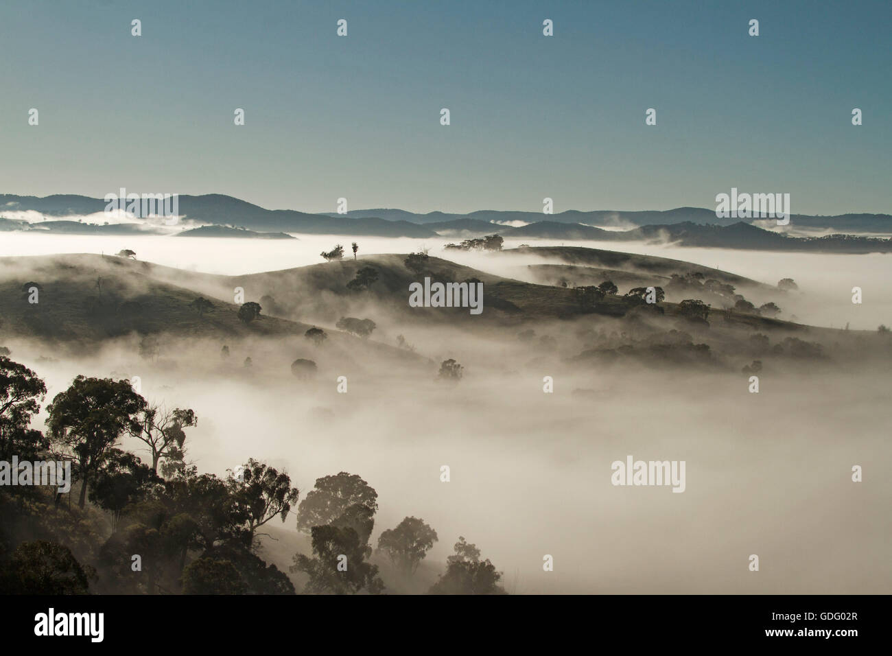 great dividing range stockfotos great dividing range bilder alamy. Black Bedroom Furniture Sets. Home Design Ideas