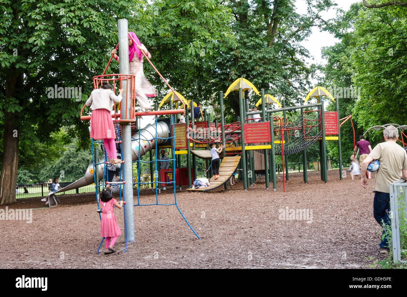 Klettergerüst Kinder : Investition in kinder euro für spielplatz ostbevern